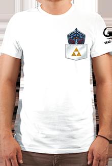 Футболка Pocket Zelda (Zelda)
