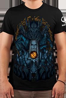 Футболка Sauron Gang (Властелин Колец)