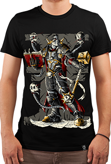 Футболка Burn Heresy Burn (Warhammer 40к)