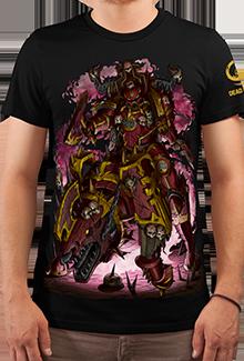 Футболка Chaos Rider (Warhammer 40к)