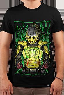 CYRAX (Mortal Kombat)
