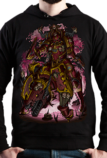 Худи Chaos Rider H (Warhammer 40к)