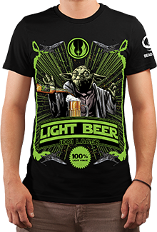 Футболка Light Lager (Star Wars)
