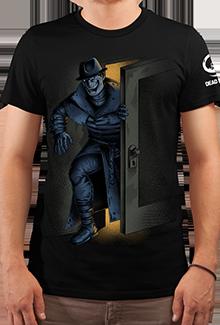Футболка Ya sharyu v presledovanii (Resident Evil)