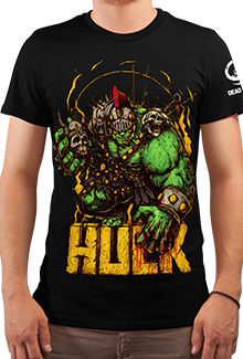 Футболка Hulk Crush (Marvel)