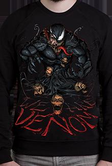 Свитшот We Are Venom SW (Marvel)