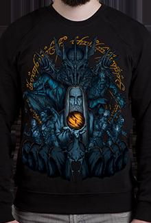 Свитшот Sauron Gang SW (Властелин Колец)