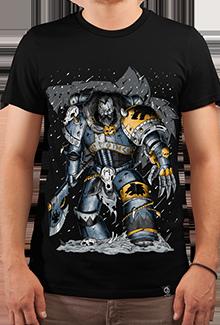 Футболка Beard, Axe and Glory (Warhammer 40к)