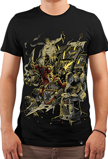 Футболка Overbear (Warhammer 40к)