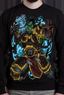 Свитшот Orc Hammer SW (Warcraft)