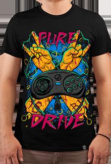 Футболка Pure Drive (DB Games Series)