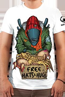 Футболка Hats And Hugs HD (DB Games Series)