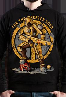 Худи Greater Good H (Warhammer 40к)