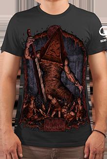 Футболка Silent Butcher (Silent Hill)