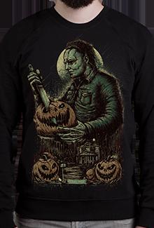 Свитшот Halloween SW (Хэллоуин)