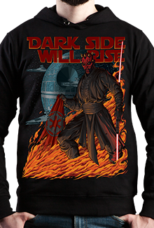 Худи Rise Of the Darkside H (Star Wars)