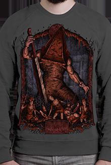 Свитшот Silent Butcher SW (Silent Hill)
