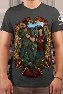 Футболка Dead End Journey (The Last Of Us)