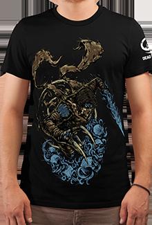 Футболка Raziel: Soul Eater (Legacy of Kain: Soul Reaver )