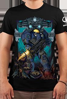 Футболка Terran Pride (Starcraft)