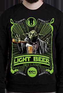 Свитшот Light Lager SW (Star Wars)