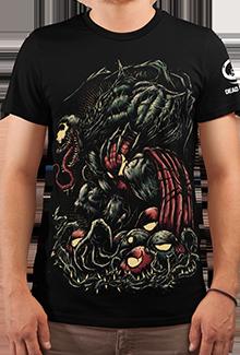 Футболка Venom Rage (Marvel)