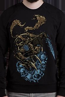 Свитшот  Raziel: Soul Eater SW (Legacy of Kain: Soul Reaver )