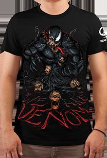 Футболка We Are Venom (Marvel)
