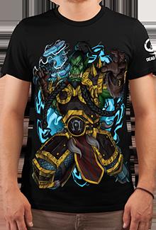 Футболка Orc Hammer (Warcraft)
