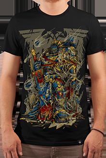 Футболка Fearlessness (Warhammer 40к)