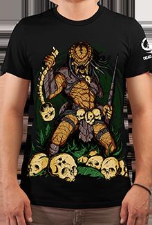 Футболка Skull Hunter (Хищник)