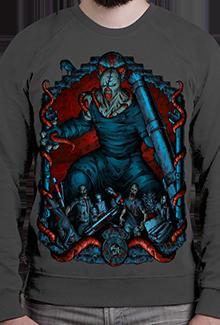 Свитшот S.t.a.r.s. Hunter SW (Resident Evil)