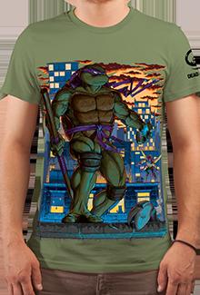 Футболка Donatello Classic (Черепашки ниндзя)