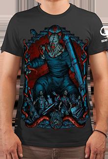 Футболка S.t.a.r.s. Hunter (Resident Evil)