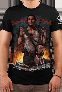 Футболка Die Hard (Крепкий орешек)