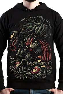 Худи Venom Rage H (Marvel)