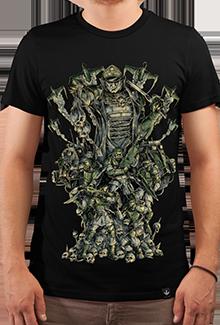 Футболка Breath of Death (Warhammer 40к)