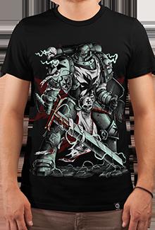 Футболка Crusade (Warhammer 40к)